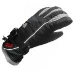 Manbi Wetterhorn Ski Glove Black/Grey