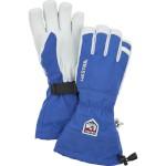 Hestra Army Leather Heli Ski Blue/Whit