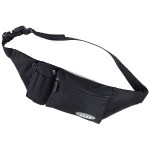 Jeep Waist Bag Black