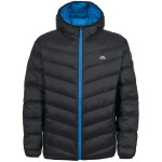 Trespass M Stormer Down Jacket Black
