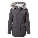 Craghoppers W Elison Jacket Charcoal