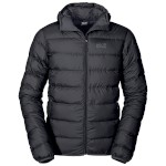 Jack Wolfskin Helium Down Jacket Black