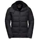 Jack Wolfskin Cold Line Jacket Black