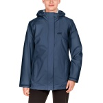 Jack Wolfskin Iceland 3in1 Women Dark