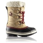 Sorel Yoot Pac Nylon Curry/Red Dahli