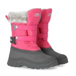 Trespass Stroma II Girls Snow Boots Pi