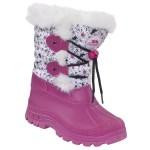 Trespass Girls Snowdream Snowboot Dais