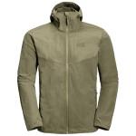 Jack-Wolfskin Lakeside Jacket Khaki