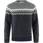 FjallRaven Ovik Knit Sweater Dark Navy