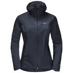 Jack-Wolfskin W JWP Shell Night Blue