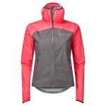 OMM W Halo+ Jacket Grey/Pink