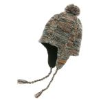 DexShell Earflap Beanie Heather WP+B G