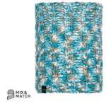 Buff Livy Knitted Neckwarmer Aqua