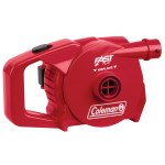 Coleman 4D QuickPump Red