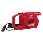 Coleman 12v QuickPump Red