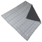 Vango Trasnsform Blanket/Cushion Grey