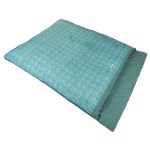 Vango Revive Double Teal Print