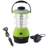Vango 36LED Dynamo Lantern Green
