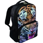 Highlander Tiger Daysack Black