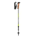 Leki Trail AS Poles (Pair) Lasur Grey