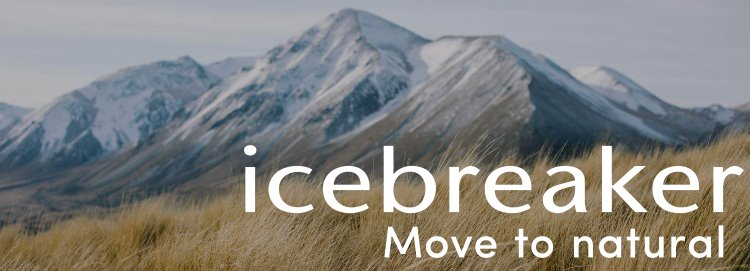 Icebreaker was founded in New Zealand
