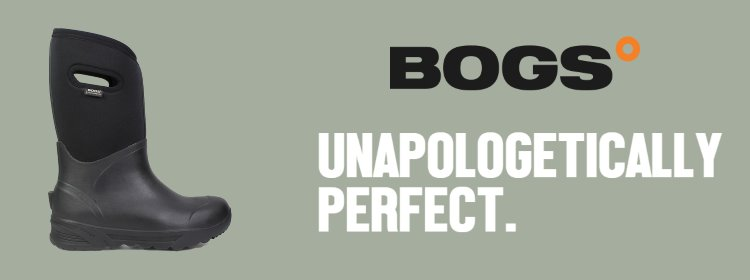 Bogs - Unapologetically Perfect