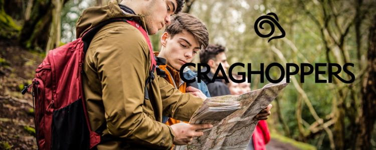 DofE recommended clothing and equipment from Craghoppers
