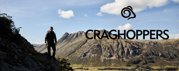 Men's clothing from Craghoppers