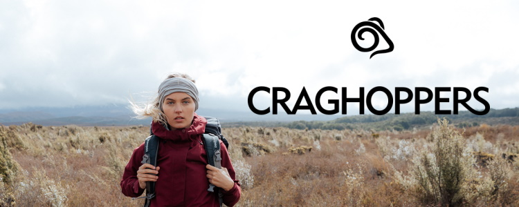 Women's clothing from Craghoppers
