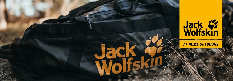Jack Wolfskin Travel clothing and Equipment