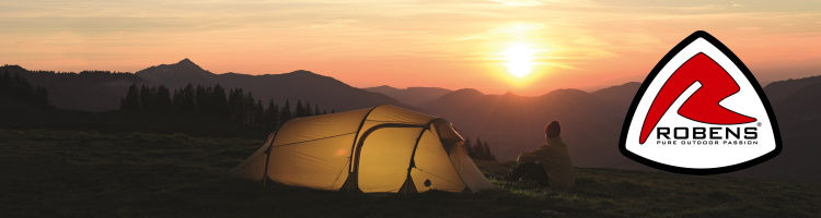Robens tents and camping equipment