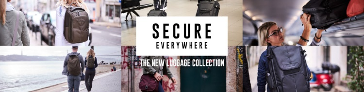 Secure Luggage from Craghoppers
