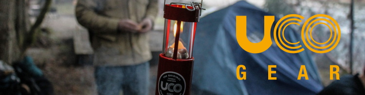 UCO Candle Lanterns from Outdoorgear