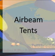Airbeam tents from Vango