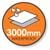 3000mm Flysheet