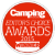 Camping Magazine' editors choice footwear award