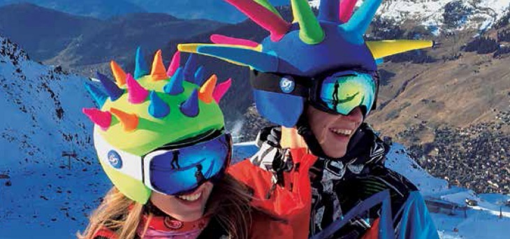 Coolcasc Ski Helmet Covers