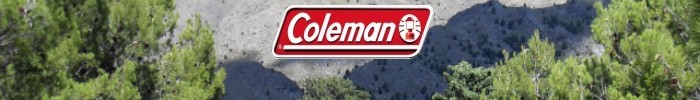 Coleman Camping equipment - Cookers, tents and much more