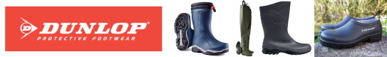 Dunlop Wellie Range