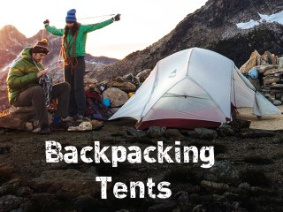 Outdoor Gear Backpacking Tents