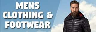 Outdoor Gear Men's Clothing