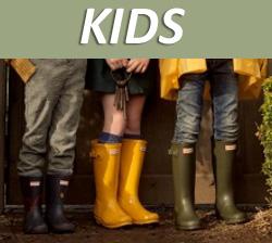 Kids Hunter Wellies - OutdoorGear