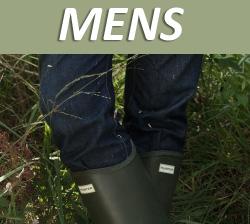 Mens Hunter Wellies - OutdoorGear