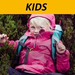Jack Wolfskin Kids Clothing - OutdoorGear