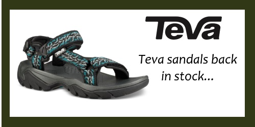 Teva- Outdoor Gear