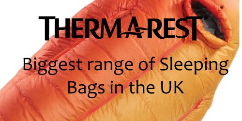 Therm-a-rest sleeping bags - OutdoorGear