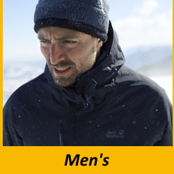 Jack Wolfskin Mens Clothing - OutdoorGear