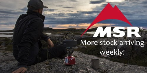 Mountain Safety Research (MSR) - Outdoor Gear