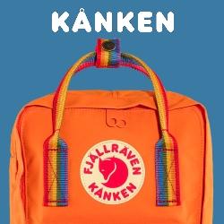 Fjallraven Kanken Bags - OutdoorGear