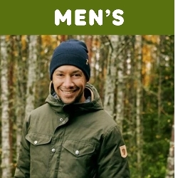 Fjallraven Mens Clothing - OutdoorGear